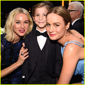 Jacob Tremblay Meets Leonardo DiCaprio at SAG Awards 2016
