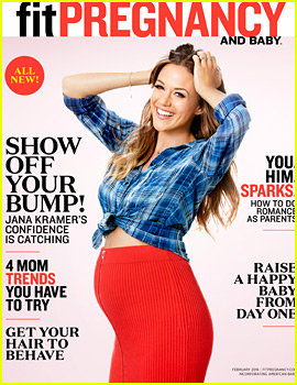 Jana Kramer's Morning Sickness Was So Bad, People Thought She Was Drunk!