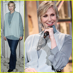 Jane Lynch is an 'Angel' at the AOL Build Speaker Series