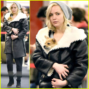 Jennifer Lawrence Says She Finished Script With Amy Schumer