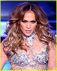 Jennifer Lopez's Pants Split While Performing Vegas Show