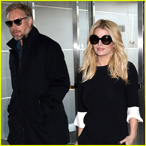 Jessica Simpson is 'Happy to Procreate' With Eric Johnson