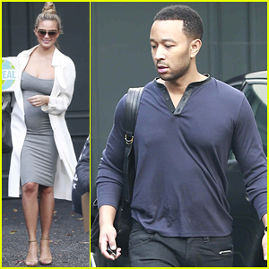 Chrissy Teigen & John Legend Are on the Move
