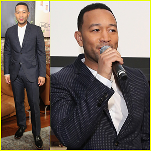 John Legend On His Parenting Philosophy: I Just Want My Kids to Be Good People