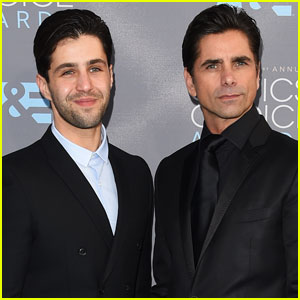 John Stamos & Josh Peck Buddy Up for Critics' Choice 2016