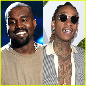 Kanye West Slams Wiz Khalifa in Epic Series of Tweets