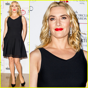 Kate Winslet Stuns at London Critics' Film Awards!