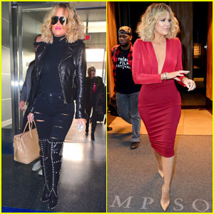 Khloe Kardashian Gives Update on Lamar Odom During 'Kelly & Michael' Interview (Video)