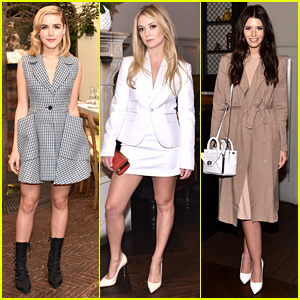 Kiernan Shipka & Billie Lourd Are the Chicest It Girls!