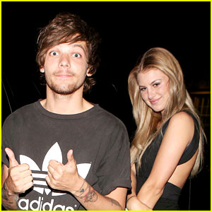 Louis Tomlinson Confirms Birth of Son With Briana Jungwirth