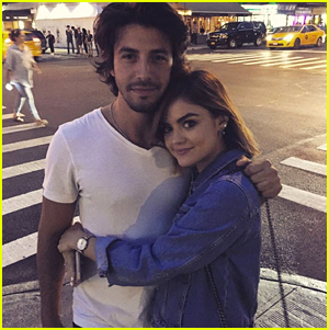 Lucy Hale & Anthony Kalabretta Have Not Split, Actress Confirms
