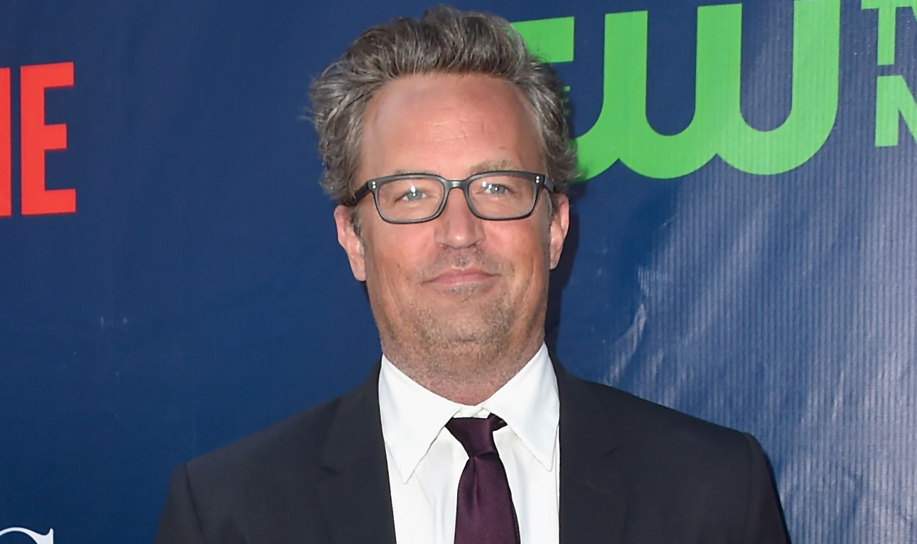Matthew Perry will not participate in the special issue of the series Friends 01/15/2016 73