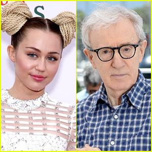 Miley Cyrus Cast in Woody Allen's Amazon TV Series