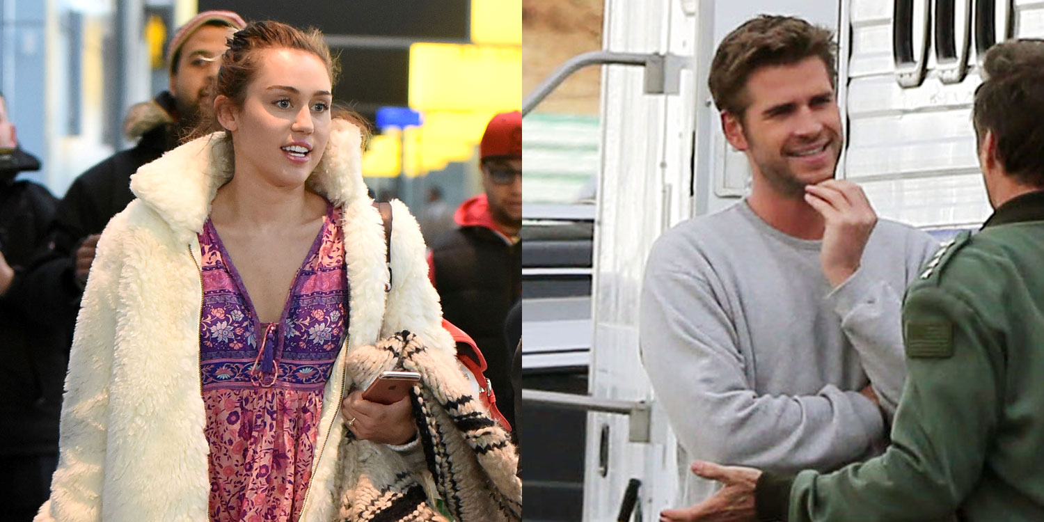 Is Chris Hemsworth Calling Miley Cyrus Out Yes, He Most Likely Is