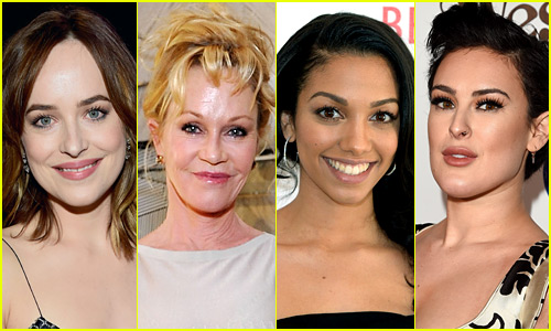 Miss Golden Globe - 10 Notable Celebs from Previous Years!