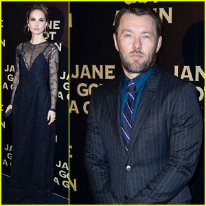 Natalie Portman is Lovely in Lace for 'Jane Got a Gun' Premiere
