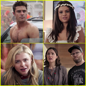 'Neighbors 2' Trailer Features Shirtless Zac Efron & More - Watch Now!