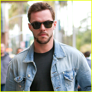 Nicholas Hoult Gets Check Up Before 'Mad Max' Grabs 10 Oscar Noms