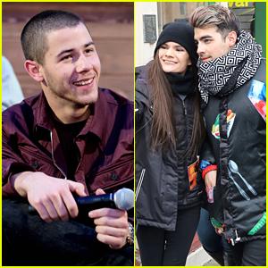 Nick Jonas Admits He's 'Had A Lot of Sex' During Sundance Panel