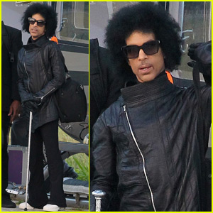 Prince Performs at Star-Studded New Years Bash