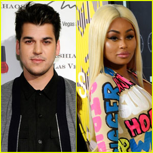Rob Kardashian Posts Instagram Close-Up of Blac Chyna