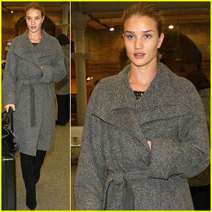 Rosie Huntington-Whiteley Debuts Her Own Makeup Line!