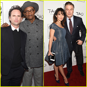Samuel L. Jackson, Walton Goggins & More Hit NYC for Film Critics Circle Awards 2015!