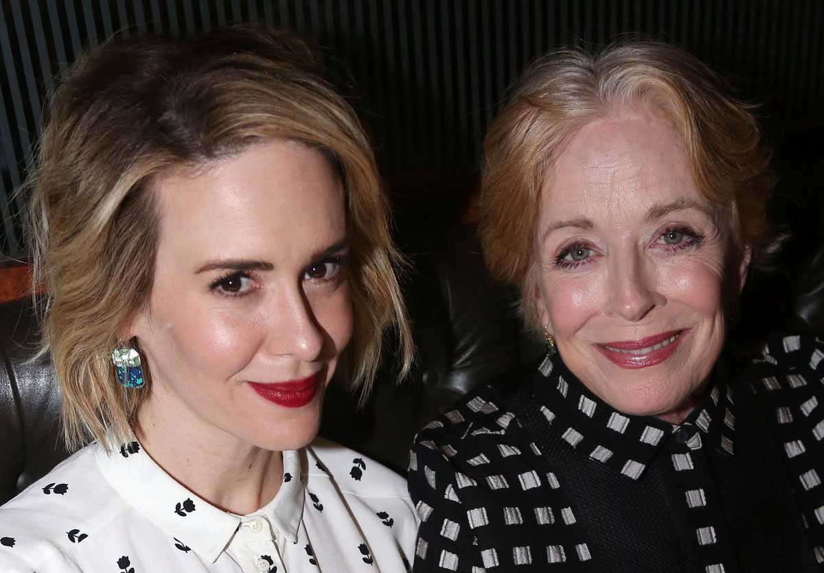 Sarah paulson dating in Melbourne