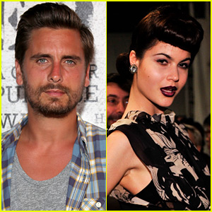 Scott disick dating swedish model 3