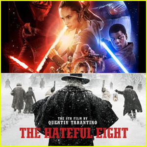 'Star Wars' Breaks New Year's Record With $88.3 Million, 'Hateful Eight' Expands to Strong Numbers