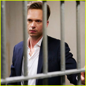 'Suits' Returns Tonight as Mike Sits Behind Bars in Prison