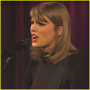 Watch Taylor Swift's Killer Guitar Version of 'Wildest Dreams'