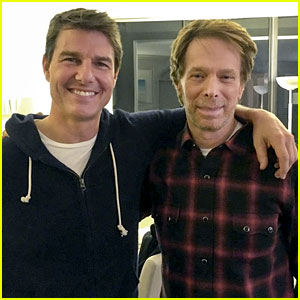 Tom Cruise Gears Up for 'Top Gun 2' with Jerry Bruckheimer!