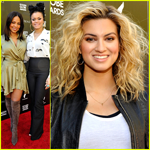 Tori Kelly & Andra Day Step Out For Art Of Amnesty's Recognition Brunch