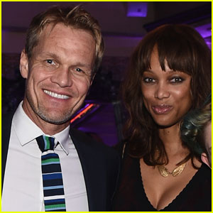 Tyra Banks & Boyfriend Erik Asla Welcome Baby Via Surrogate