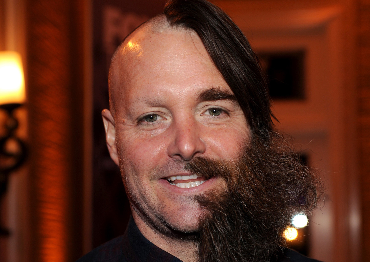 Will Forte Shaves Half His Head For Last Man On Earth January
