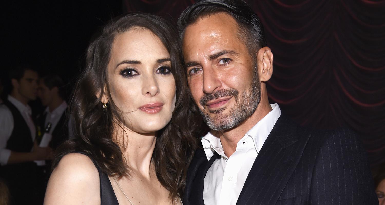Winona Ryder & Juno Temple Help Marc Jacobs Celebrate ...