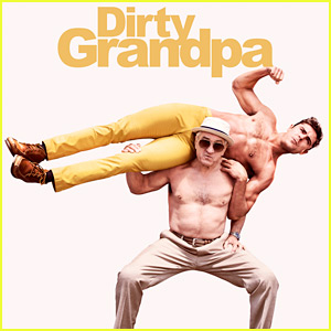 Zac Efron Raves About Shirtless Robert De Niro on 'Dirty Grandpa' Poster!