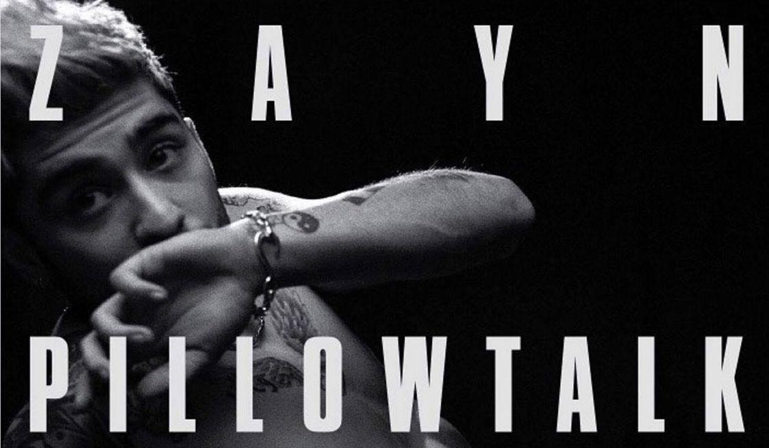 Zayn Malik Pillow Talk Full Song Lyrics Listen Now First