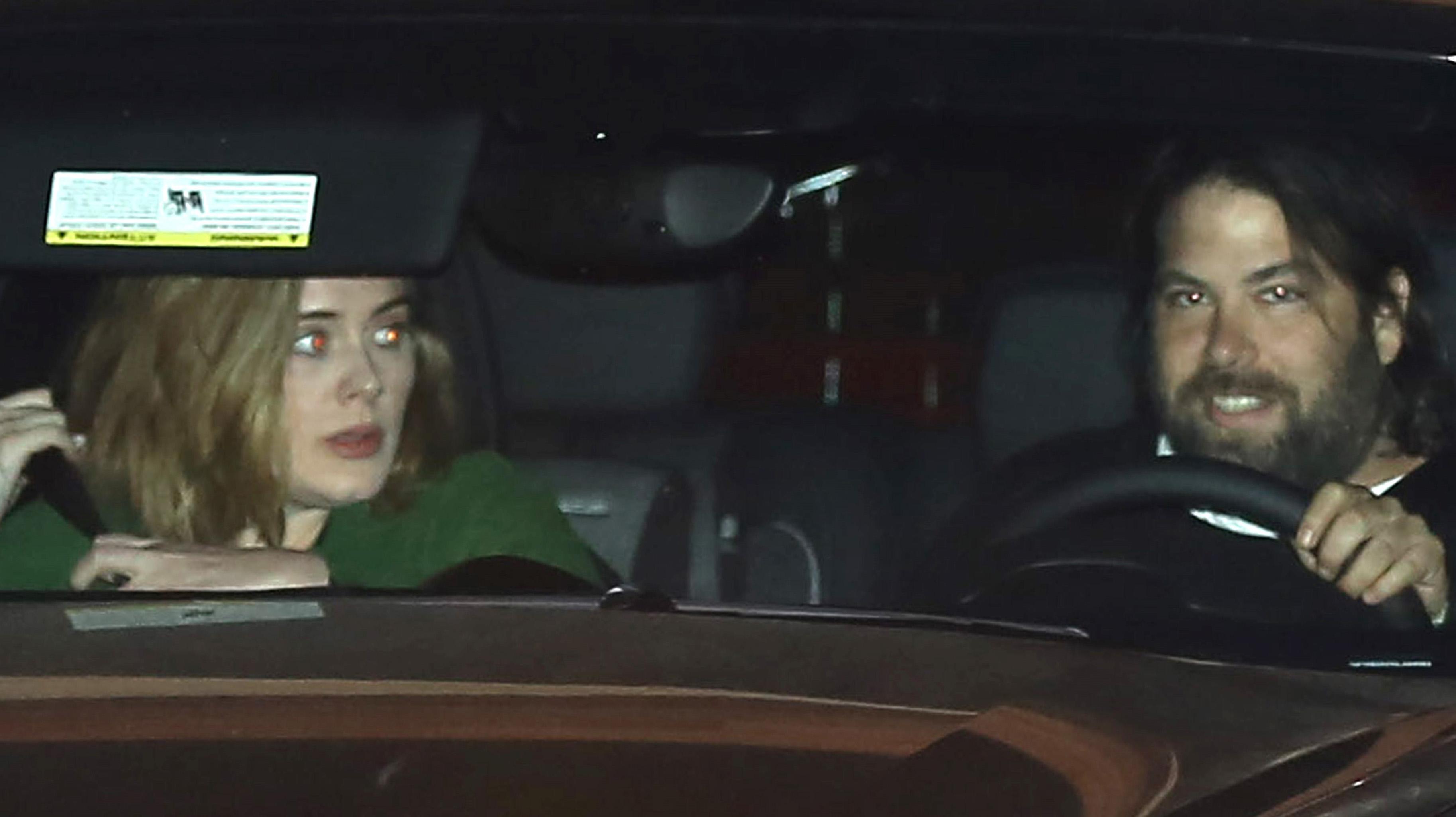 Adele & Partner Simon Konecki Make Rare Appearance Out on ...