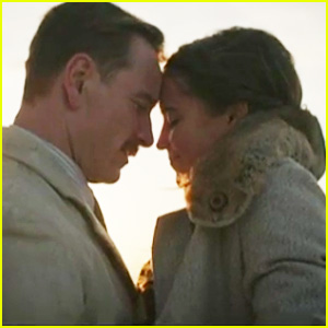 Michael Fassbender & Alicia Vikander Face a Painful Decision in 'Light Between Oceans' Trailer - Watch Now!