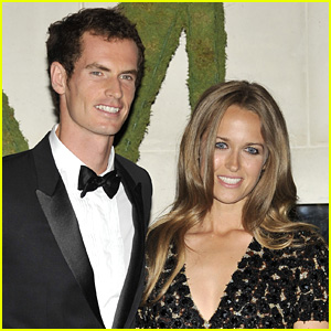 Tennis Pro Andy Murray & Wife Kim Sears Welcome Baby Girl!