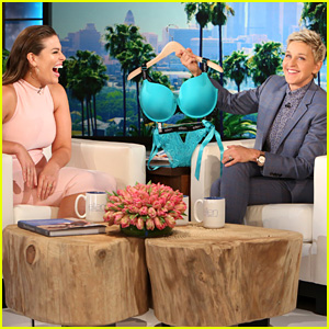 'Sports Illustrated' Model Ashley Graham to 'Ellen' Audience: Most Of This Room Is Considered Plus Size