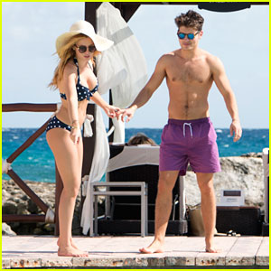 Bella Thorne Enjoys Romantic Valentine's Getaway With Gregg Sulkin