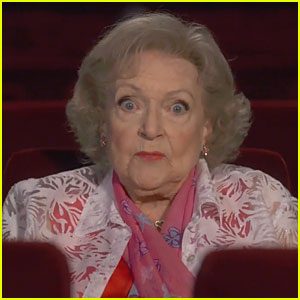 Betty White Shares Her Review of 'Deadpool'! (Video)