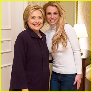 Britney Spears Meets Hillary Clinton In Las Vegas: 'I Felt Very Honored'