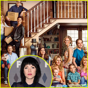 Carly Rae Jepsen Debuts 'Fuller House' Theme Song 'Everywhere You Look' - Listen Now!