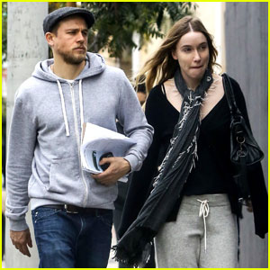 morgana mcnelis and charlie hunnam