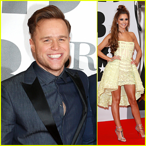 Olly Murs Attends BRIT Awards 2016 After Stepping Down as 'X-Factor' Host