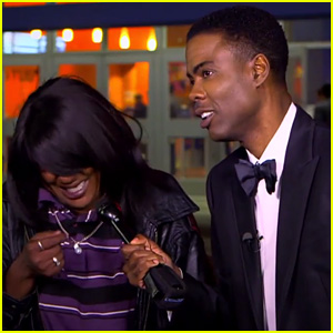 Oscars 2016: Chris Rock Goes to Compton to Talk to Movie-Watching Public - Watch Now!